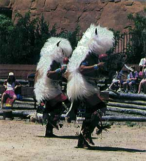 Dancers at Red Rock Park