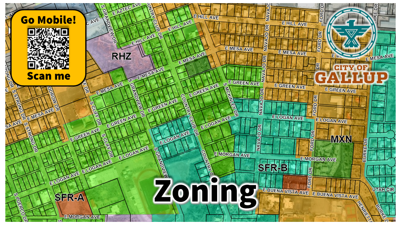 THUMB 1280x720 The City of Gallup - Zoning