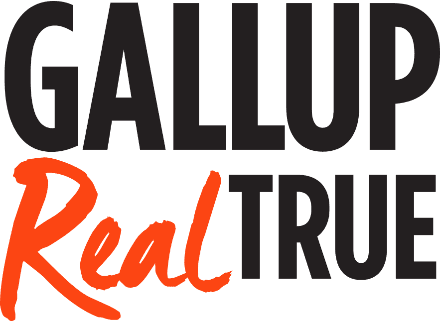 GallupRealTrue Stacked