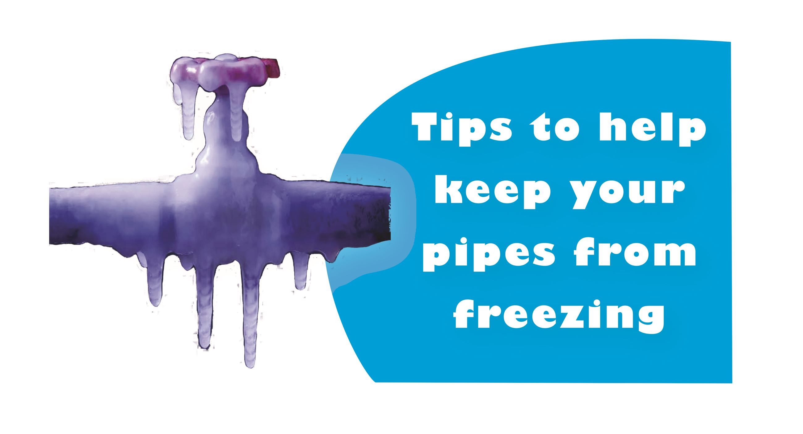 freeze pipes