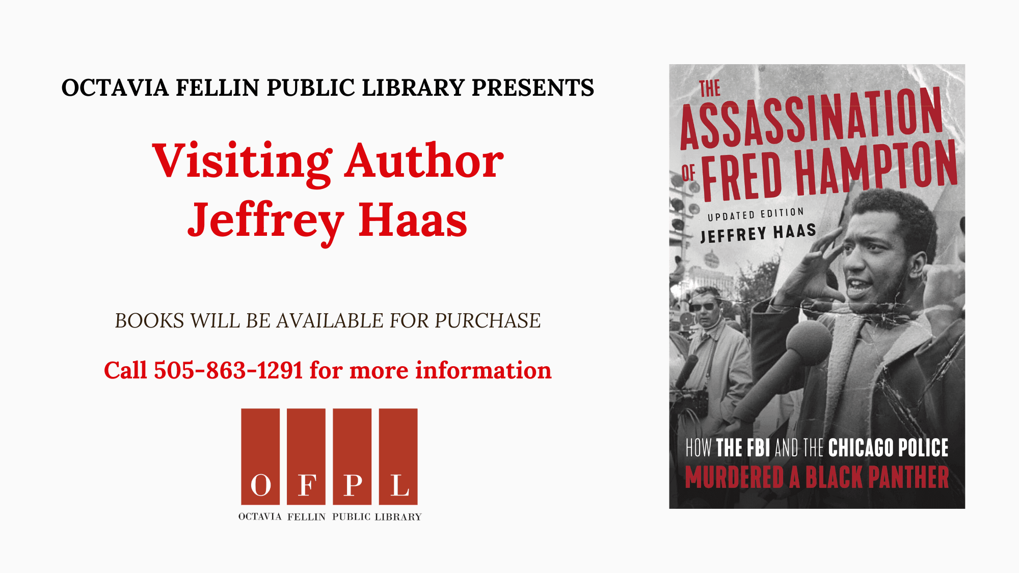 Book Talk with Author_ Jeffrey Haas