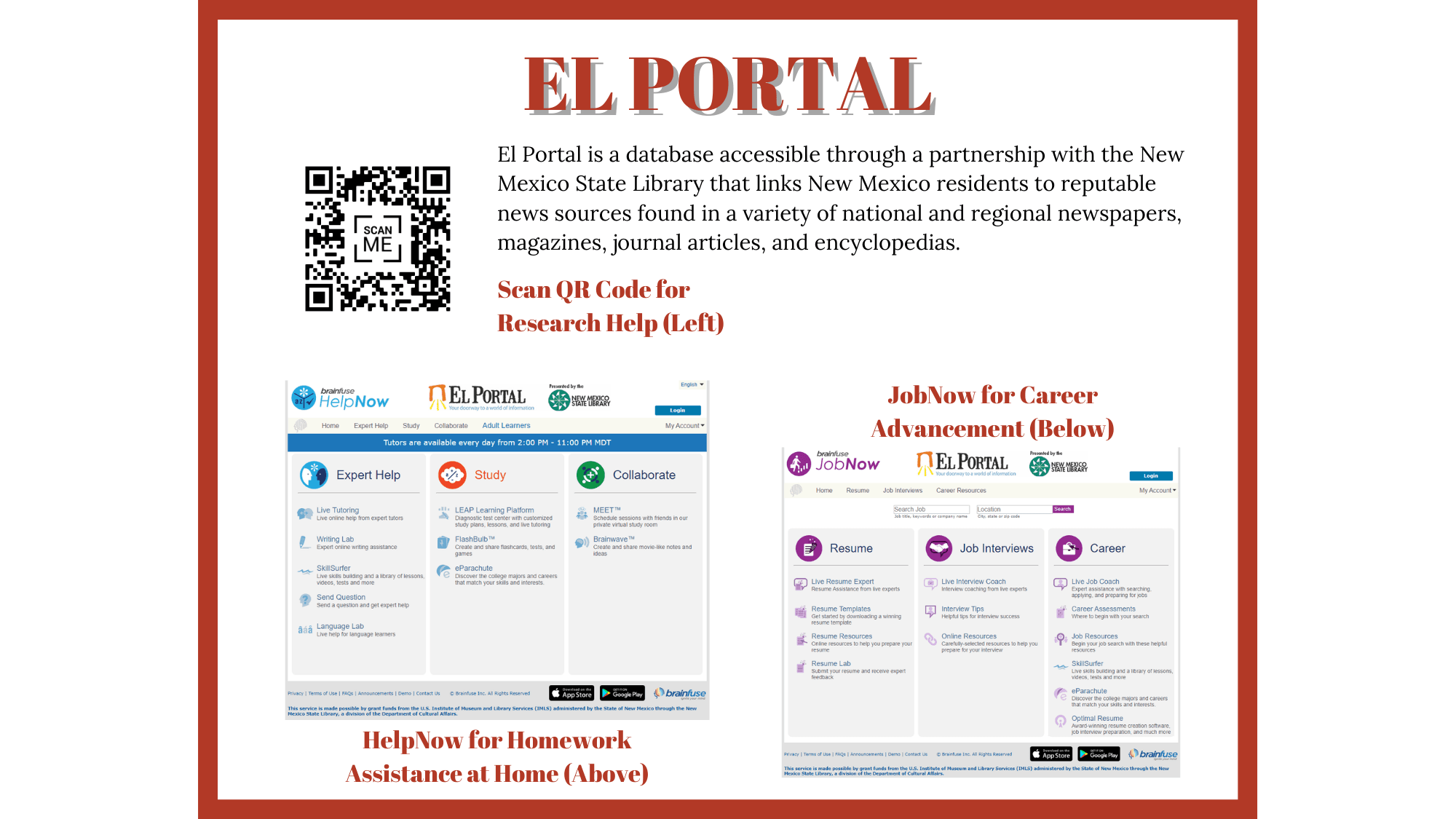 el portal - Online Resources
